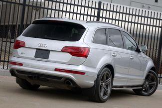 2013 Audi Q7 3.0T * S-Line * PRESTIGE * Tech Pkg * PANO ROOF Plano, Texas 4