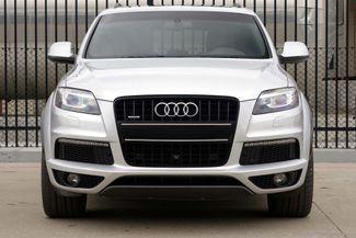 2013 Audi Q7 3.0T * S-Line * PRESTIGE * Tech Pkg * PANO ROOF Plano, Texas 6