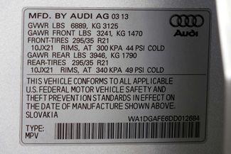 2013 Audi Q7 3.0T * S-Line * PRESTIGE * Tech Pkg * PANO ROOF Plano, Texas 48