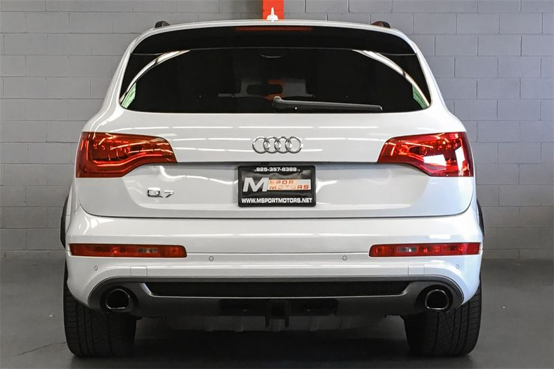 2013 Audi Q7 30T S line Prestige  city CA  M Sport Motors  in Walnut Creek, CA