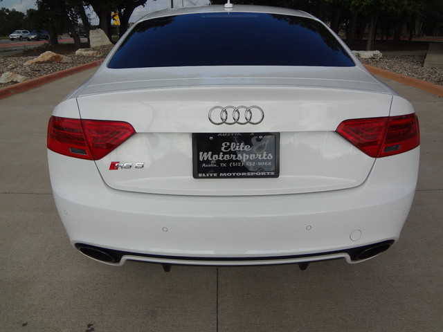 2013 Audi RS 5 Coupe Austin , Texas 4