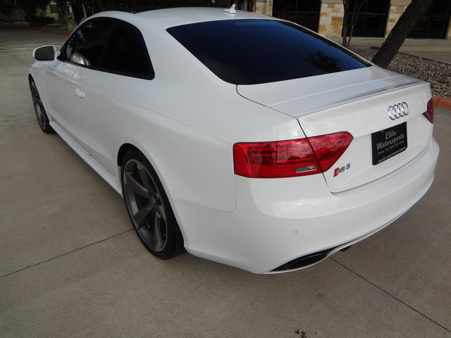 2013 Audi RS 5 Coupe Austin , Texas 3