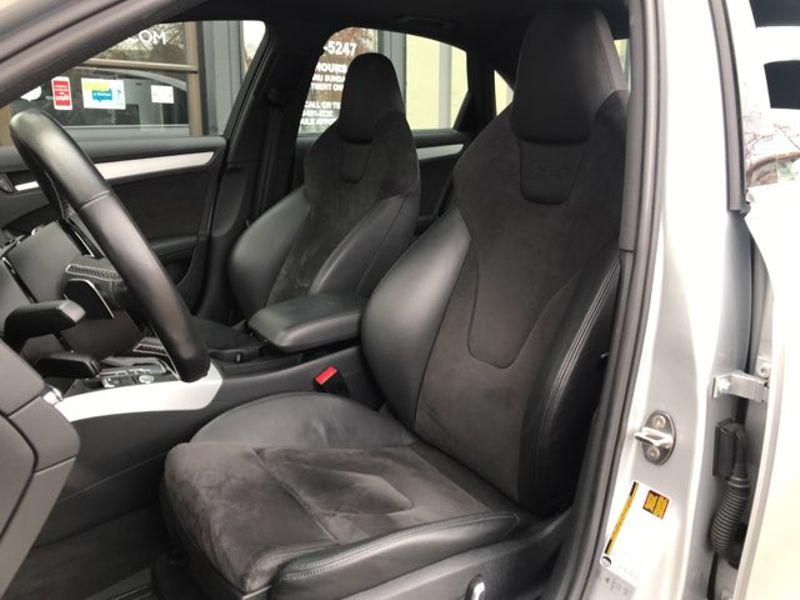 2013 Audi S4 Quattro Prestige Supercharged 333HP Local 2 Owner Navi Rear Camera B  O Sound Sports Diff 19  city Washington  Complete Automotive  in Seattle, Washington