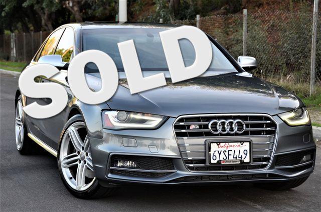 2013 Audi S4 Premium Plus Reseda, CA 0