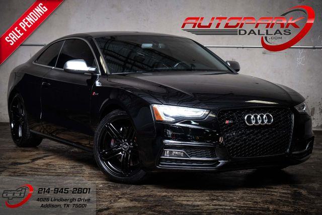 2013 Audi S5 Coupe Premium Plus in Addison TX