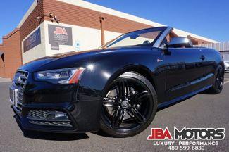 2013 Audi S5 Prestige Package Convertible Cabriolet   MESA, AZ   JBA MOTORS in Mesa AZ
