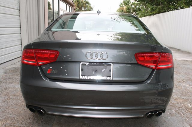 2013 Audi S8 Houston, Texas 4