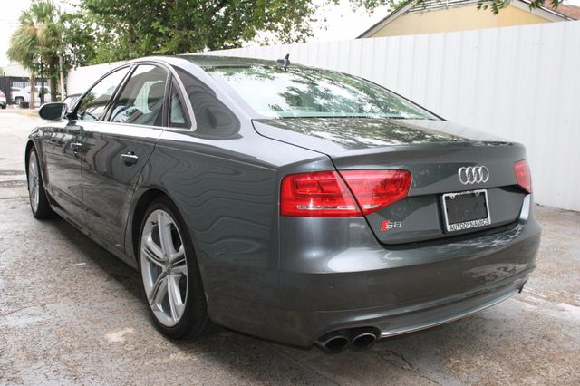2013 Audi S8 Houston, Texas 5