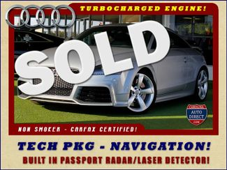 2013 Audi TT RS QUATTRO AWD - TECH PKG - PASSPORT DETECTOR! Mooresville , NC
