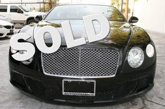2013 Bentley Continental GT Houston, Texas