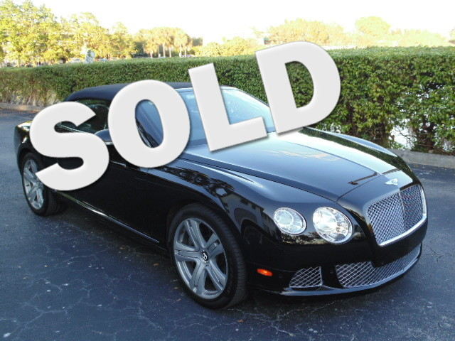 2013 Bentley Continental GT Hannah import Usa is pleased to be welcoming this 2013 Bentley GTC V8