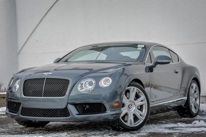 2013 Bentley Continental GT V8   Naples, FL   US Global Exchange ...