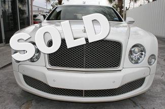 2013 Bentley Mulsanne Houston, Texas
