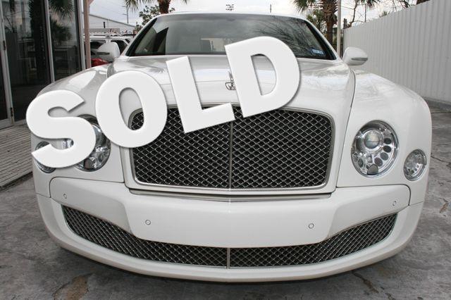 2013 Bentley Mulsanne Houston, Texas 0