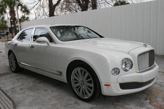 2013 Bentley Mulsanne Houston, Texas 1