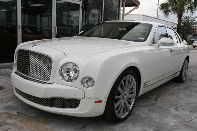 2013 Bentley Mulsanne Houston, Texas 2