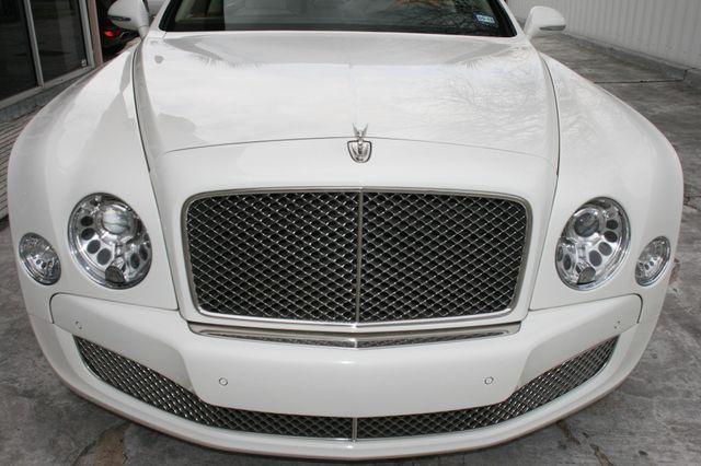 2013 Bentley Mulsanne Houston, Texas 3