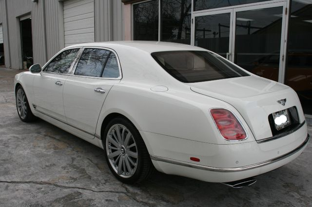 2013 Bentley Mulsanne Houston, Texas 4