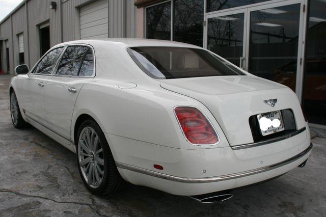 2013 Bentley Mulsanne Houston, Texas 5