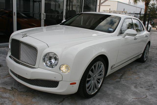 2013 Bentley Mulsanne Houston, Texas 51