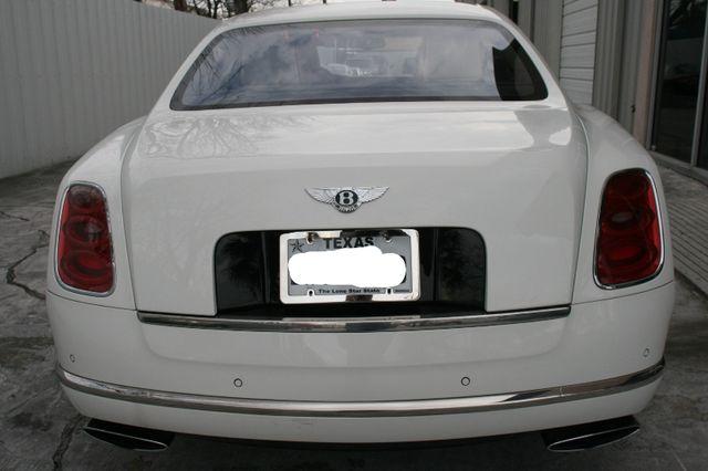 2013 Bentley Mulsanne Houston, Texas 6