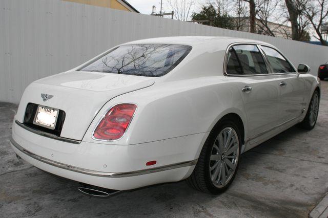 2013 Bentley Mulsanne Houston, Texas 7