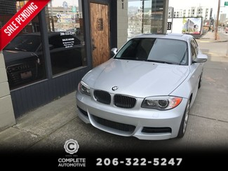 2013 BMW 135i Coupe 6-Speed Manual Transmission 300HP Twin Turbo Moonroof Xenon Headlights Fun to Drive in Seattle
