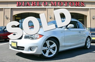 2013 BMW 128i Coupe with Premium and Navigation