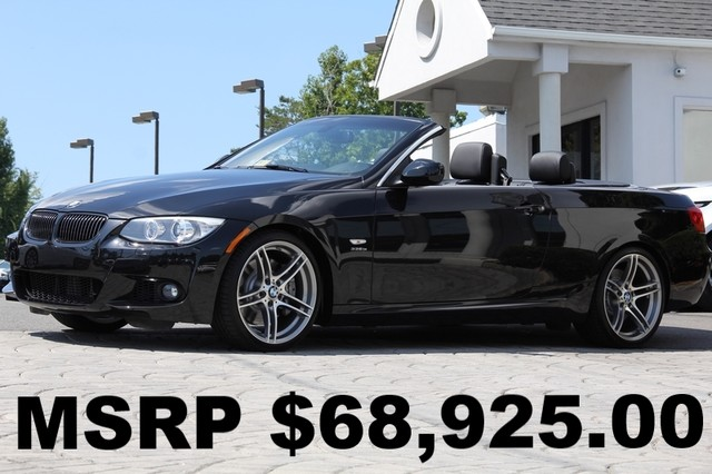 2013 BMW 3-Series 335is 2dr Convertible AMFM CD Player Anti-Theft Convertible AC Cruise Powe