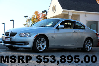 2013 BMW 3-Series 335i xDrive Coupe in Alexandria VA