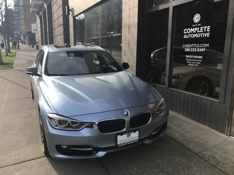 2013 BMW 335i ActiveHybrid 3 Sport Line Technology Premium Packages Save Over 37722 From New   city Washington  Complete Automotive  in Seattle, Washington