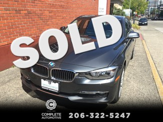2013 BMW 328i xDrive All Wheel Drive 32,000 Mile Luxury Tech Cold Weather Premium Packages (2) On Sale Seattle, Washington