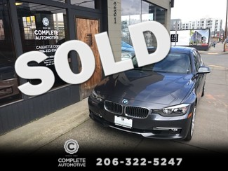 2013 BMW 328i xDrive All Wheel Drive Luxury Driver Assist Tech Cold Weather Premium Packages (2) On Sale in Seattle