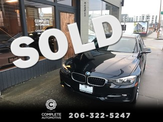2013 BMW 328i xDrive All Wheel Drive Sport Cold Weather Navigation Premium Packages Warranty to 12/2017 in Seattle