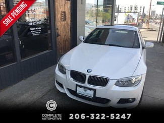 2013 BMW 328i xDrive Coupe M Sport Convenience Premium  Cold Weather HK Sound Packages Navigation Stunning in Seattle