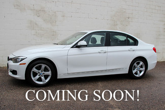 2013 BMW 328xi xDrive AWD with Heated Front/Rear in Eau Claire, Wisconsin
