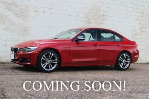 2013 BMW 328xi xDrive AWD Turbo w/Navigation, Heated Seats, Sport Package and 18-Inch Wheels in Eau Claire