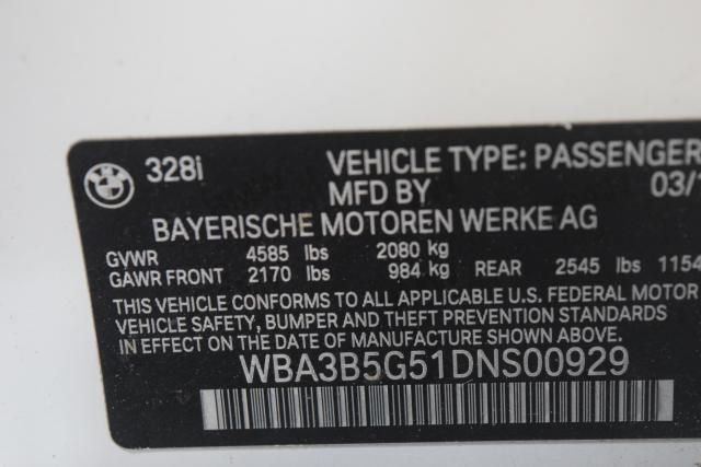 2013 BMW 328i xDrive 4dr Sdn 328i xDrive AWD SULEV South Africa Richmond Hill, New York 19