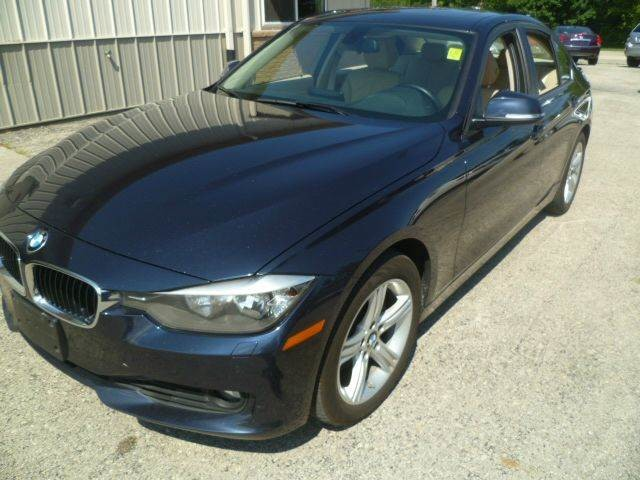 2013 BMW 328i xDrive 328 AWD Roscoe, Illinois 0
