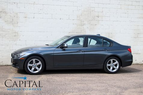 2013 BMW 328xi xDrive AWD w/Heated Front/Rear Seats, Keyless Start, Moonroof & Bluetooth Audio in Eau Claire