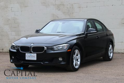 2013 BMW 328xi xDrive AWD with Premium Pkg, Comfort Access, Heated Seats & Bluetooth in Eau Claire