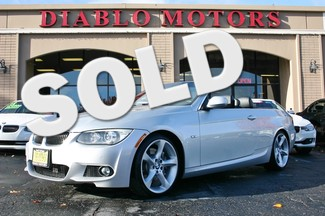 2013 BMW 335CiC 335i M-Sport Hardtop Convertible with M-Sport, Premium, and Navigation San Ramon, California