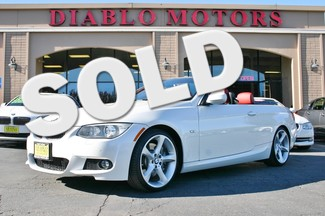 2013 BMW 335cic 335i M-Sport Folding Hardtop Convertible with Navigation San Ramon, California