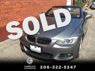 2013 BMW 335i Convertible M Sport Convenience Heated Seats Navigation Premium Sound Packages $64,945 New Seattle, Washington