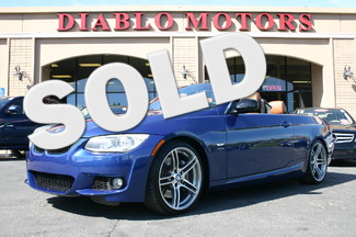 2013 BMW 335is Folding Hardtop Convertible with M-Sport and navigation San Ramon, California