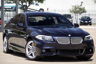 2013 BMW 5-Series 550i * M SPORT * BU Camera * NAVI *Paddle Shifters Plano, Texas