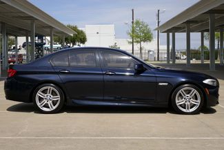 2013 BMW 5-Series 550i * M SPORT * BU Camera * NAVI *Paddle Shifters Plano, Texas 2