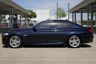 2013 BMW 5-Series 550i * M SPORT * BU Camera * NAVI *Paddle Shifters Plano, Texas 3