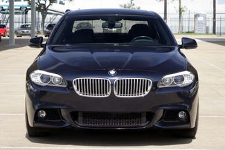 2013 BMW 5-Series 550i * M SPORT * BU Camera * NAVI *Paddle Shifters Plano, Texas 6