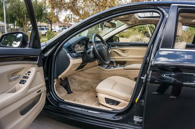 2013 BMW 528i Reseda, CA 12